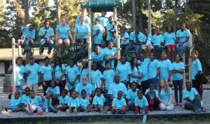 Sickle Cell Camp, Staff and Campers, 2013